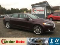 2013 Ford Fusion SE - Navigation - Leather London Ontario Preview