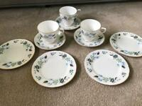 Colclough Linden Afternoon Tea Set