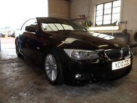 BMW 3 Series 3.0 330i M Sport 2dr Convertable
