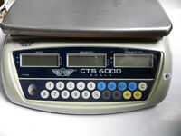 My Weigh CTS 6000 6kg Accurate Counting Digital Package/Paper Weighing Scales