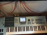 Yamaha Motif XS6 Music Production Synthesizer Workstation Pro Keyboard