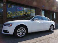 2013 Audi A4 2.0T Premium*SUNROOF*NO ACCIDENTS* City of Toronto Toronto (GTA) Preview