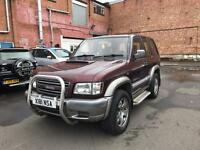 NISSAN TROOPER 3.0 TD DUTY DIESEL 3 DOOR