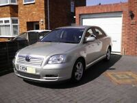 2004 Toyota Avensis T3-x Hatchback, 3 Keys, FSH (New MOT) Manuel (Genuine Private Sale)