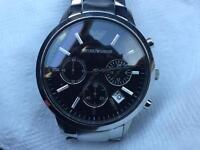 Emporio Armani AR 2435 men's chronograph watch