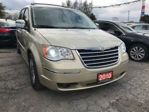 2010 Chrysler Town & Country Limited | NAV | LHR | CAM | STOW-N-