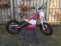 Oset 16R 2015 kids Trials bike MINT