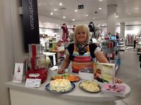 Part time Sales/demonstrator for high end electrical products KitchenAid in John Lewis Solihull