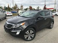 2013 Kia Sportage EX Luxury / LEATHER / SUNROOF Cambridge Kitchener Area Preview