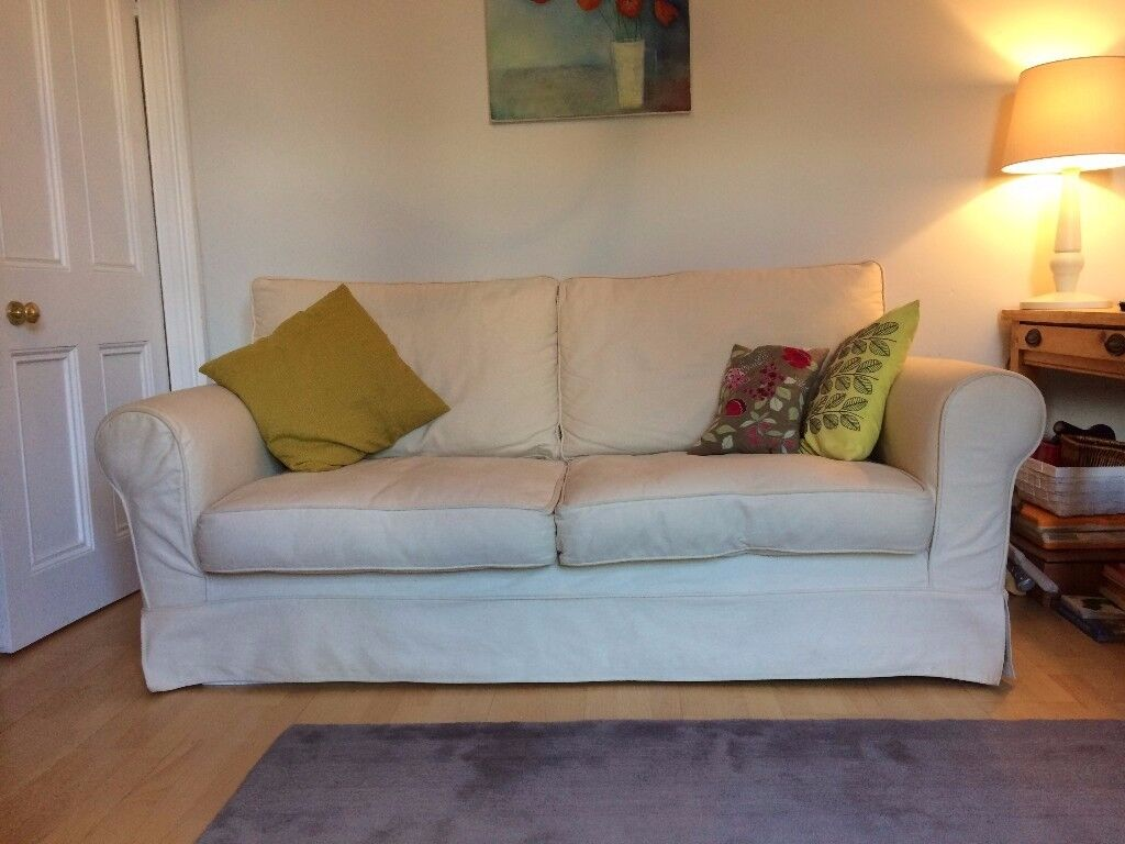 John Lewis Padstow Sofa 2 Seater Excellent Condition
