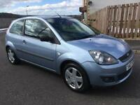 2007 FORD FIESTA,1 YEARS MOT,LOW MILES,£1250