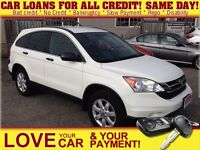 2011 Honda CR-V LX * LOANS FOR ALL CREDIT SITUATIONS