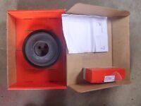 Front Crankshaft pulley 2.4 Tdci Ford transit 2006-2011