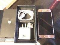 Samsung Galaxy S7 64gb Unlocked Gold/Silver £300 ONO