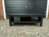 TV table, black
