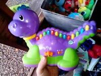 Leapfrog alphabet dinosaur -children educational toy