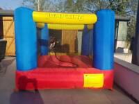 Jumpking 6ft bouncy castle