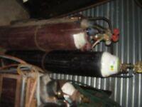oxy acetylene gas welding kit [plant]