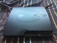 PS3 160GB Slim with 2 Controllers and 23 Games
