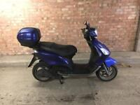 Piaggio fly 125 ( not Honda ps sh pcx Vespa)