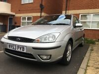 Selling my Ford Focus