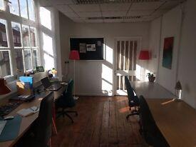 Desk Space, Bristol