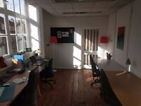 Desk Space, Bristol