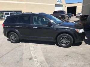 2010 Dodge Journey R/T AWD 7seater! With navigation