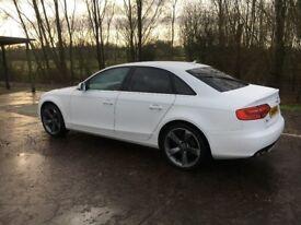 NOV 2011 Audi A4 2.0 TDI 112k Miles £6995