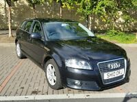 Audi A3 1.6 SE Sportback S Tronic 5dr - Just Serviced, New Timing Belt