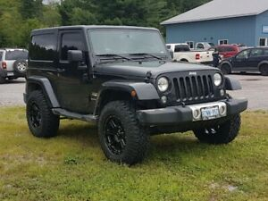 2015 Jeep Sahara 2 Door