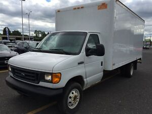2006 Ford E-350 turbo diesel 16 pieds
