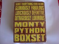 Monty Python Almost Everything 15 DVD's New/Sealed - Amazon Price £27.25