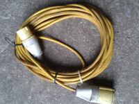 110 volt extension cable
