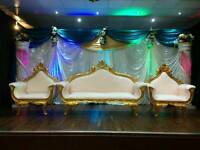 Wedding, Mehndi Stages & House lighting for Hire