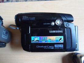 Mixed cameras