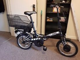 Electric folding bike for sale
