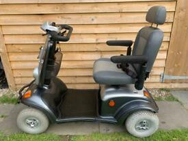 Kymco maxi xls mobility scooter for sale - new batteries