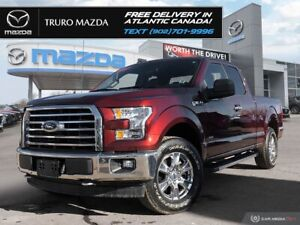 2017 Ford F-150 $260/BW TX IN! XLT LOW KM, ECOBOOST!
