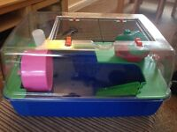 Hamster cage (brand new)