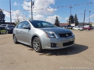 2012 Nissan Sentra SE-R LOW MONTHLY PAYMENTS!!