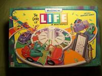 Life in a Monster World!  Ages 7 and Up   -2 to 4 Players