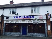 Traditional retro Indian Restaurant, which has been established for over 20 years