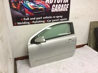 Vauxhall Astra 3 doors silver 2008
