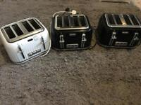 Ex display Breville Toasters