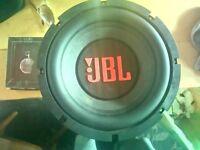 JBL sub speaker for salè only 20 oto