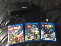 Ps vita bundle Lego Games included