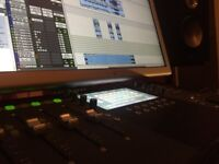 Soundproofed Music Studio in Hoxton/Shoreditch to let/hireavailable for producers