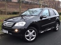 Mercedes-Benz M Class 3.0 ML280 CDI Sport 5dr - Part Exchange Welcome