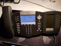 Polycom SoundPoint IP 650, IP320 - 17 phones